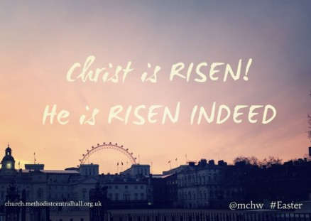 MCHW EASTER 2015